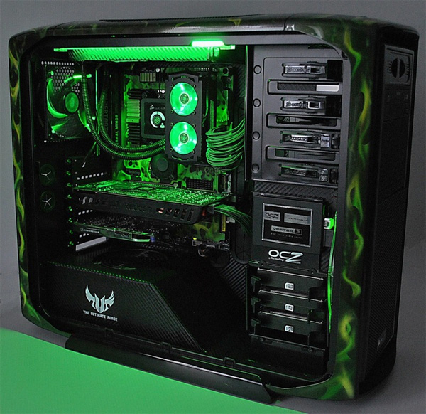 Riparazione computer desktop